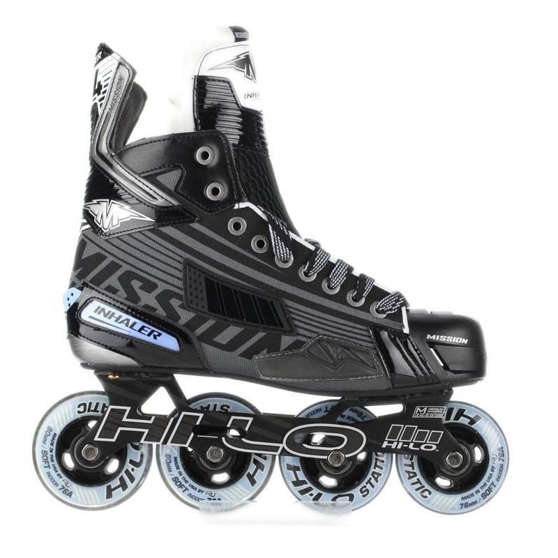 Mission Inhaler DS4 inline hockey skates - Senior