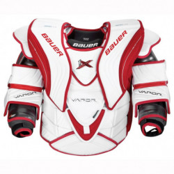 Bauer VAPOR 1X hockey goalie chest & arm protector - Senior