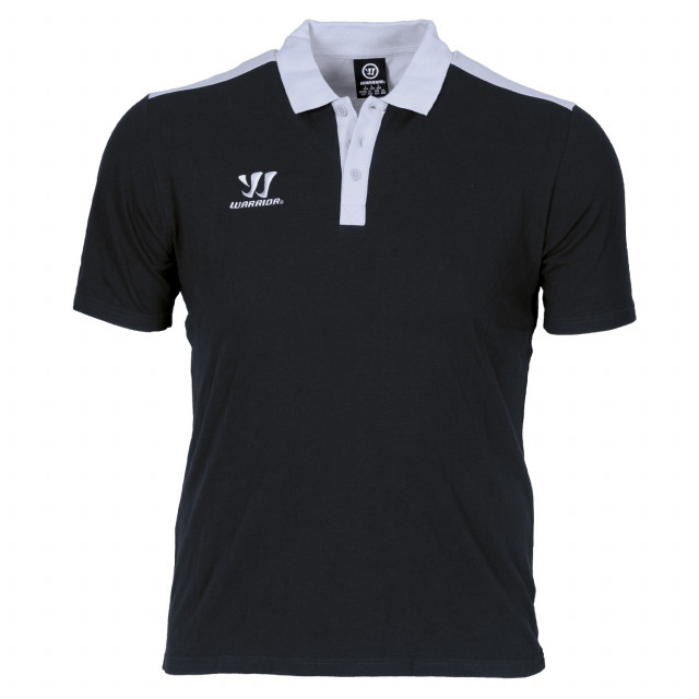 Warrior Alpha Core Polo Shirt - Senior