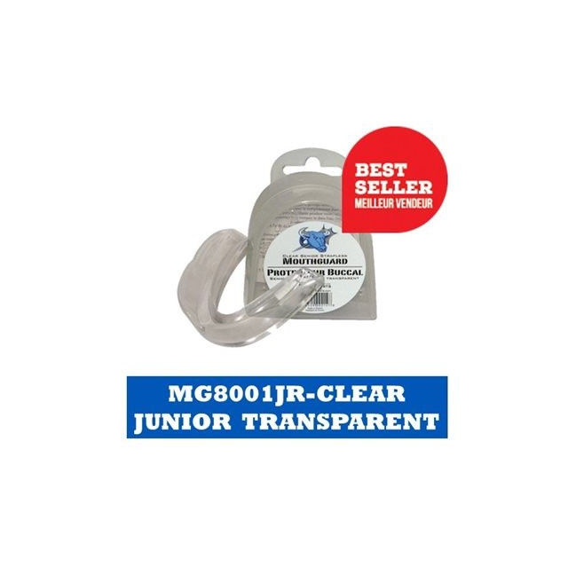 Blue Sports mouthguard - Senior