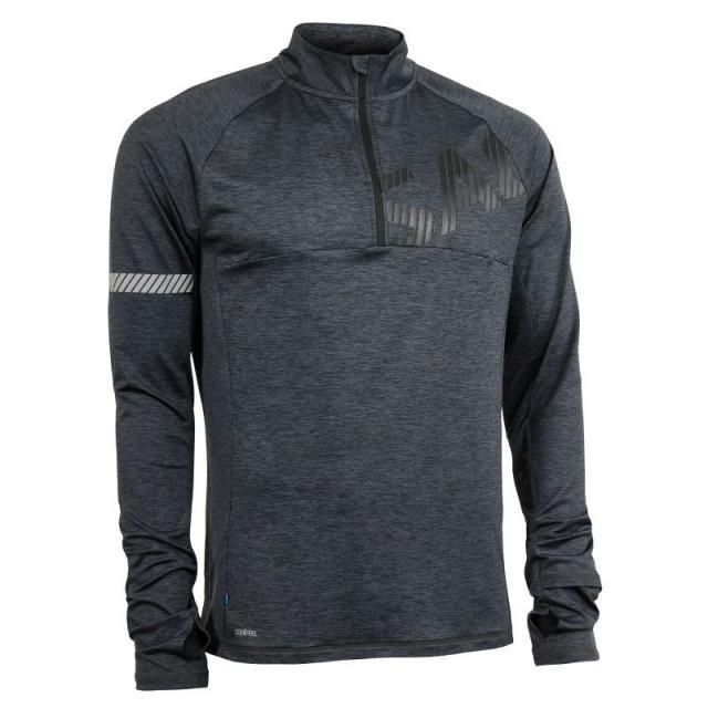 Salming Phase Halfzip long sleeve running shirt men - Senior