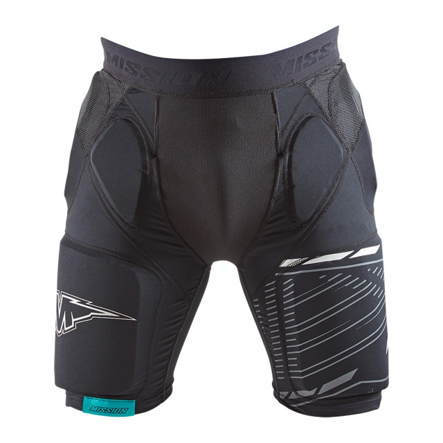 Mission Girdle Compression roller hockey pants - Senior