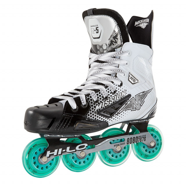 Mission Inhaler FZ-5 inline hockey skates - Junior