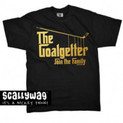 Scallywag T-shirt The Goalgetter - Senior