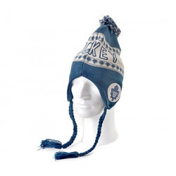 Old Time Hockey NHL Andreas Youth Jacquarded Alpine Cap - Youth