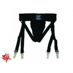 Blue Sports 3/1 Protector/Garter Belt - Senior