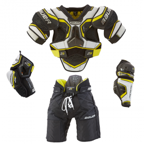 Hockey protective gear